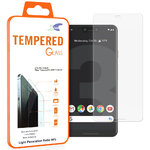 Full Coverage Tempered Glass Screen Protector for Google Pixel 3 XL - Clear